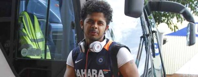 Revealed: Sreesanth's wild party side