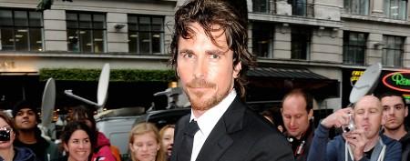 Christian Bale: From Bat Man to bald man