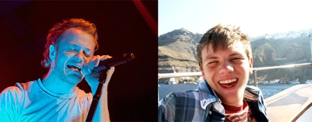 Rock band's touching tribute to late fan