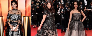 Divas turn style rivals at Cannes
