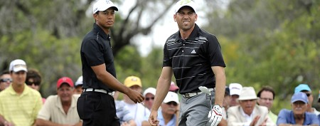 Tiger won't call off feud with Sergio Garcia