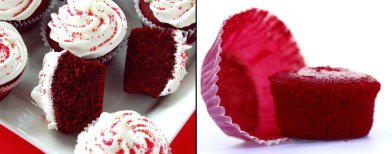 How to make a perfect red velvet cupcake