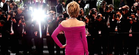 Hard to believe this star is 75 years old (Jane Fonda/Vittorio Zunino Celotto/Getty Images)