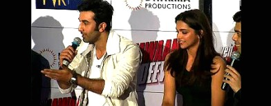 On cam: Ranbir insults reporter for Deepika