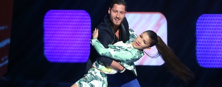 Celeb leaves partner bloodied on 'Dancing'