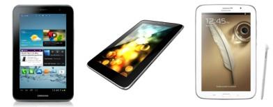 Top 5 tablets that work like smartphones