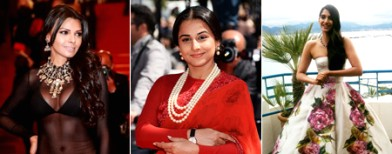 Spotted: India at the Cannes festival