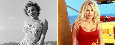 Unforgettable celeb swimsuit moments