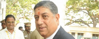 Ousting Srinivasan won't be easy