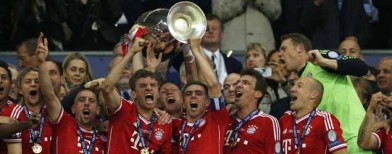 Third time's the charm for Bayern