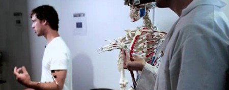 Students invent remote control for the body