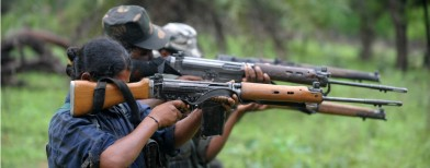Major Naxal attacks in India