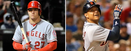 Dueling MLB stars on another historic run