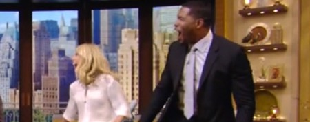 Powerful celeb surprises talk show hosts