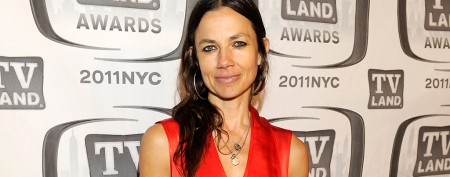 Justine Bateman goes back to school