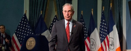 Police: Bloomberg was sent poisoned letters