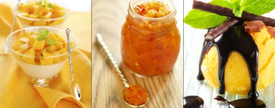 All about Mangoes: 1 ingredient, 5 recipes