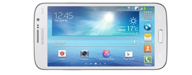 Galaxy Mega 5.8 in India for Rs 25,100