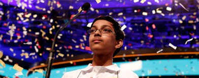 Indian-Americans who won Spelling Bee