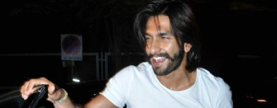 Spotted: A high spirited Ranveer Singh