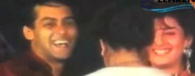 Unseen pics of Salman-Sangeeta