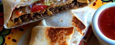 Do it yourself: Taco Bell Crunchwrap Supreme