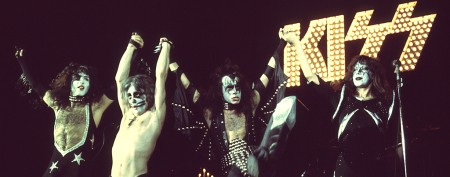 Surprising reason for KISS's iconic makeup
