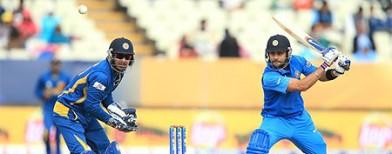Kohli, Karthik star in warm-up win