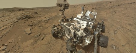 Lizards and squirrels spotted on Mars?