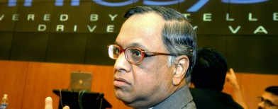 Murthy back as Infosys exec chairman