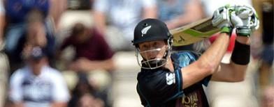 Guptill enters ODI record books