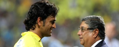 Dhoni: Conflict of interest?