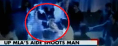Caught on cam: Murder at the wedding