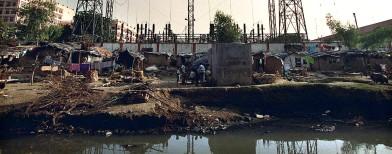 State wise slum population of India