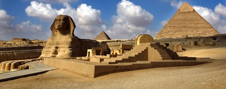 Tourists warned away from one of Egypt's main attractions
