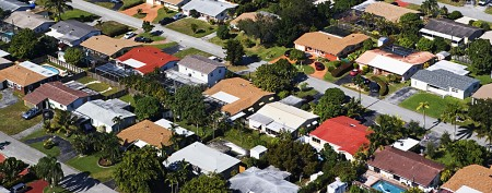 Top five areas where suburban poverty is skyrocketing