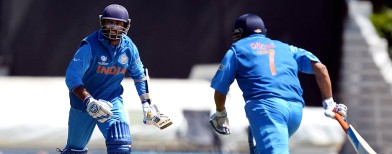 India thrash Australia