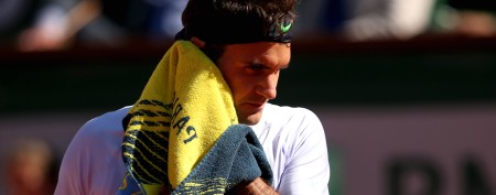 Roger Federer stunned at French Open