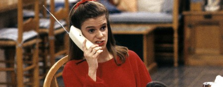 How actress got stuck with 'Full House' role