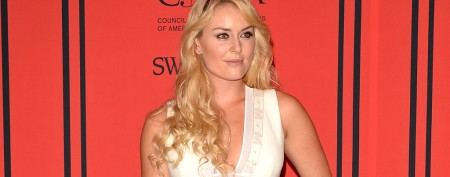 Officials surprise Vonn with awkward drug test