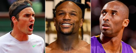 $78.1M man leads world's best-paid athletes