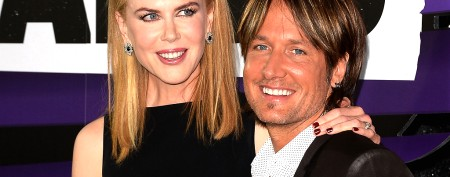 Nicole Kidman runs into rocker ex with Keith Urban