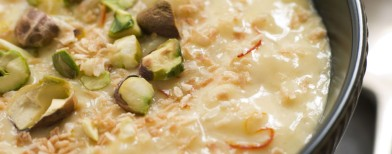 How to make a delicious paneer kheer