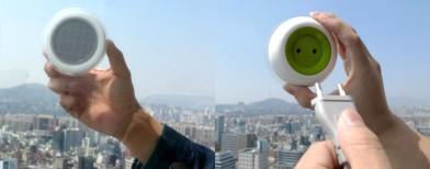 Harness solar energy with Window Socket