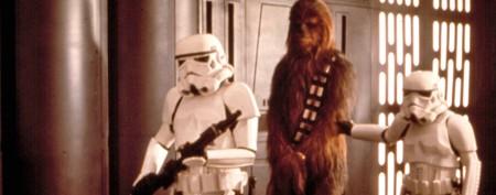 Chewbacca actor's run-in with TSA