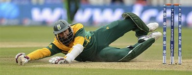 Live: South Africa vs Pakistan