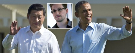 NSA leak testing U.S.-China relations