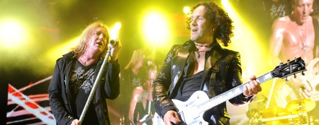 Def Leppard guitarist reveals cancer battle