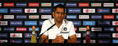 Dhoni not bothered by spot-fixing row