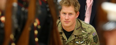 Gay soldier: Prince Harry saved me from attack